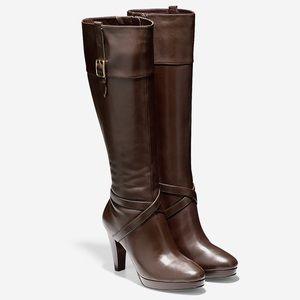 Cole Haan Jericho Brown Boots NIB